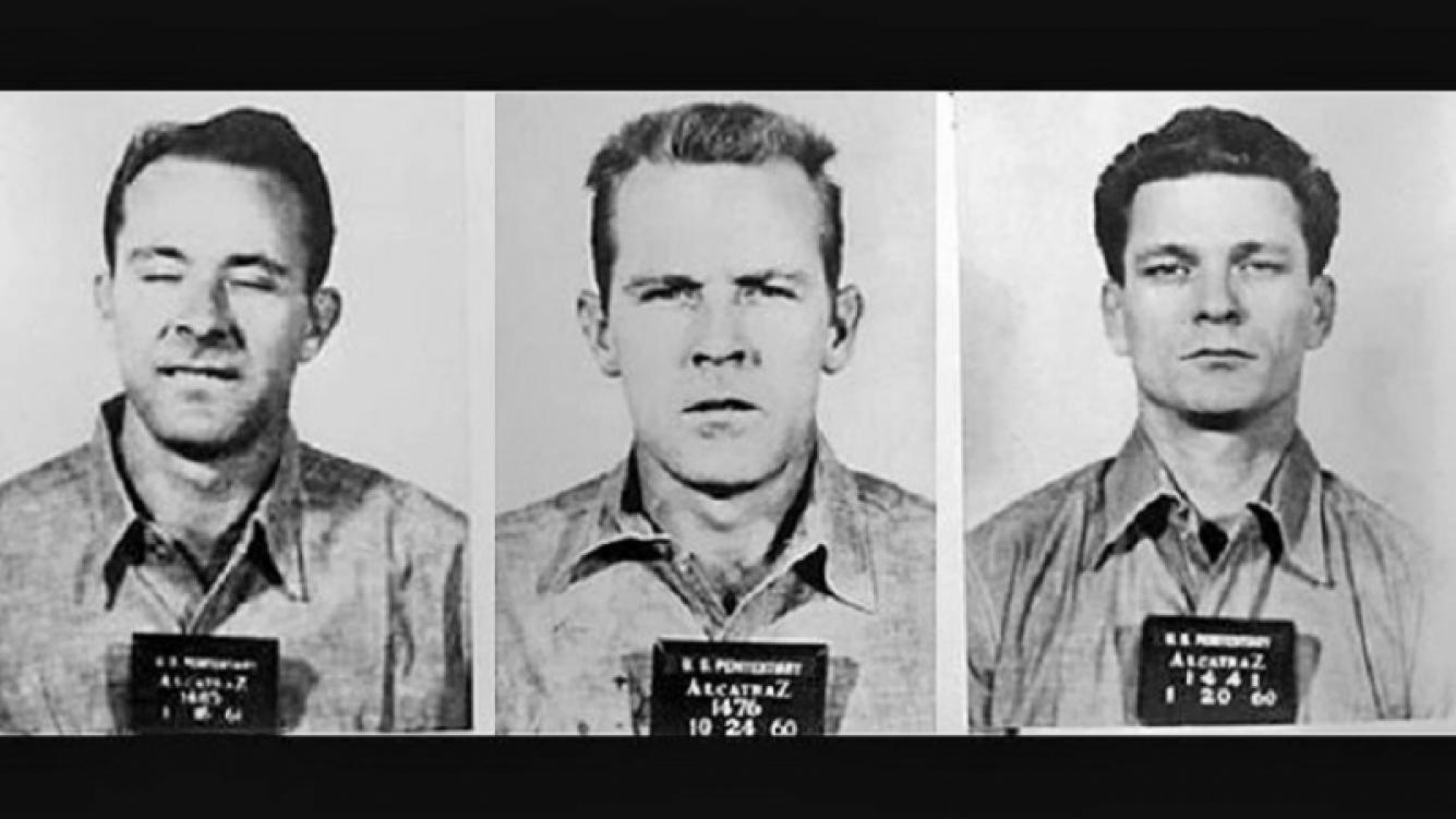 Apareció una misteriosa carta con pistas de los fugitivos de Alcatraz