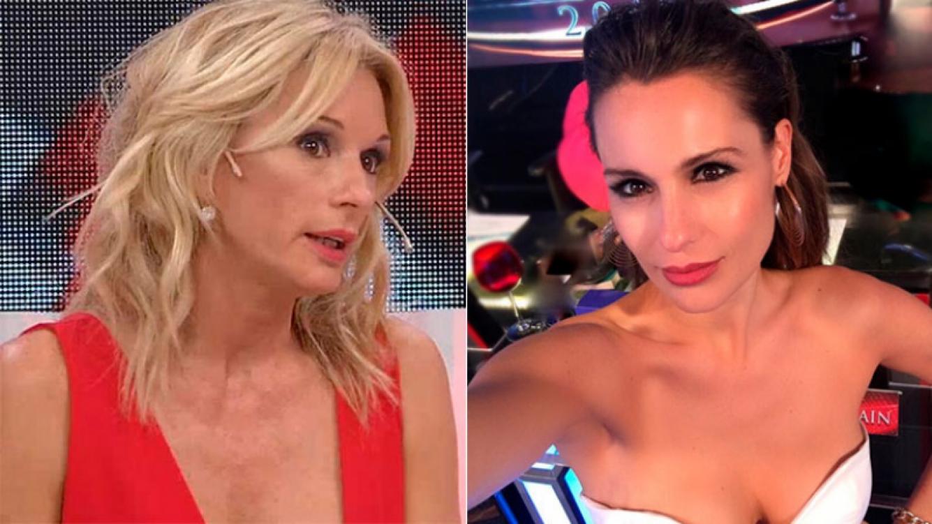 """Yanina Latorre, ¿la halagó o la mató a Pampita?: """"Ella las limpió a todas con una carrera de modelo, porque no es una chica con"""