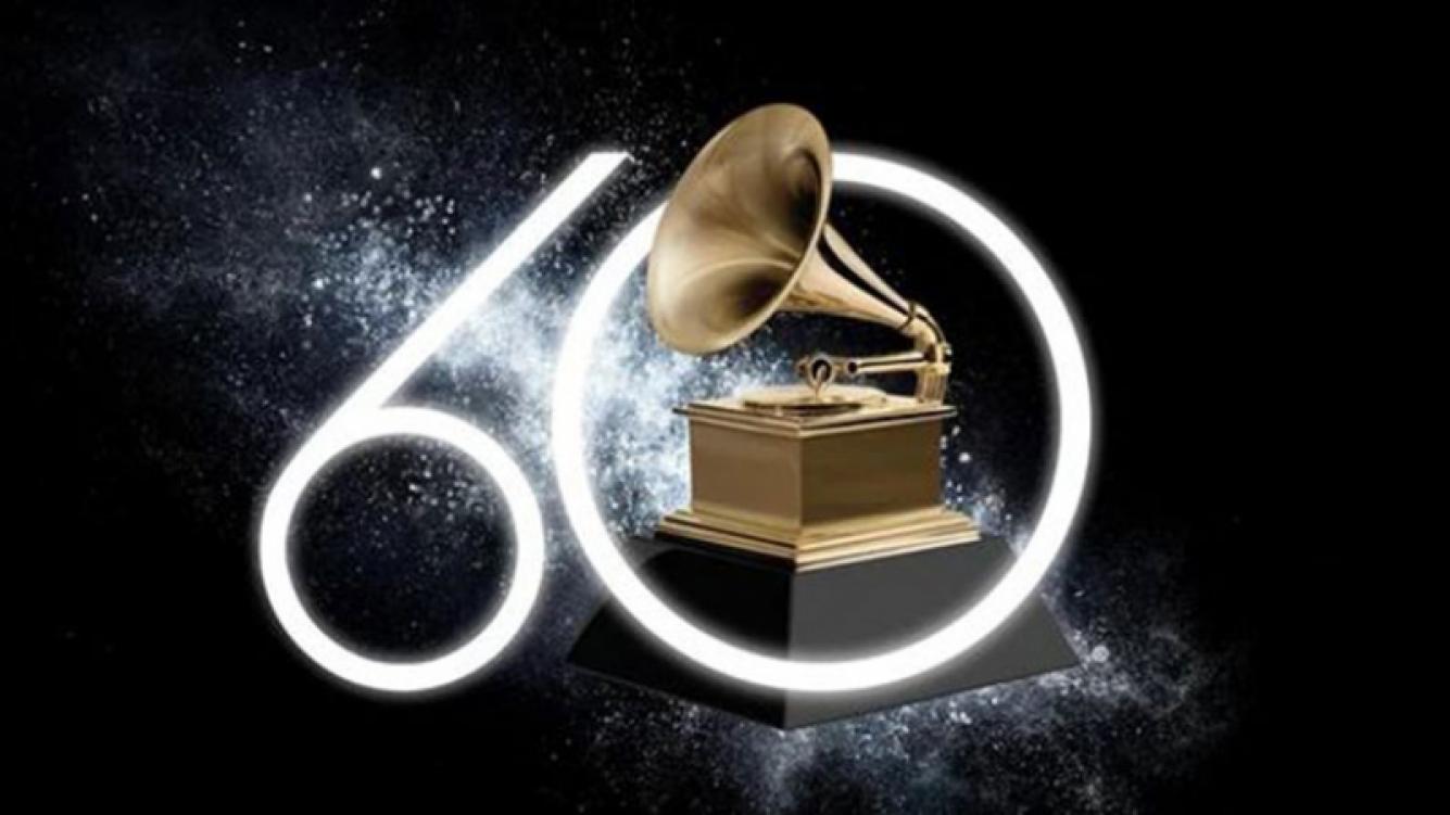 La 60 edición de los premios Grammy, en Nueva York