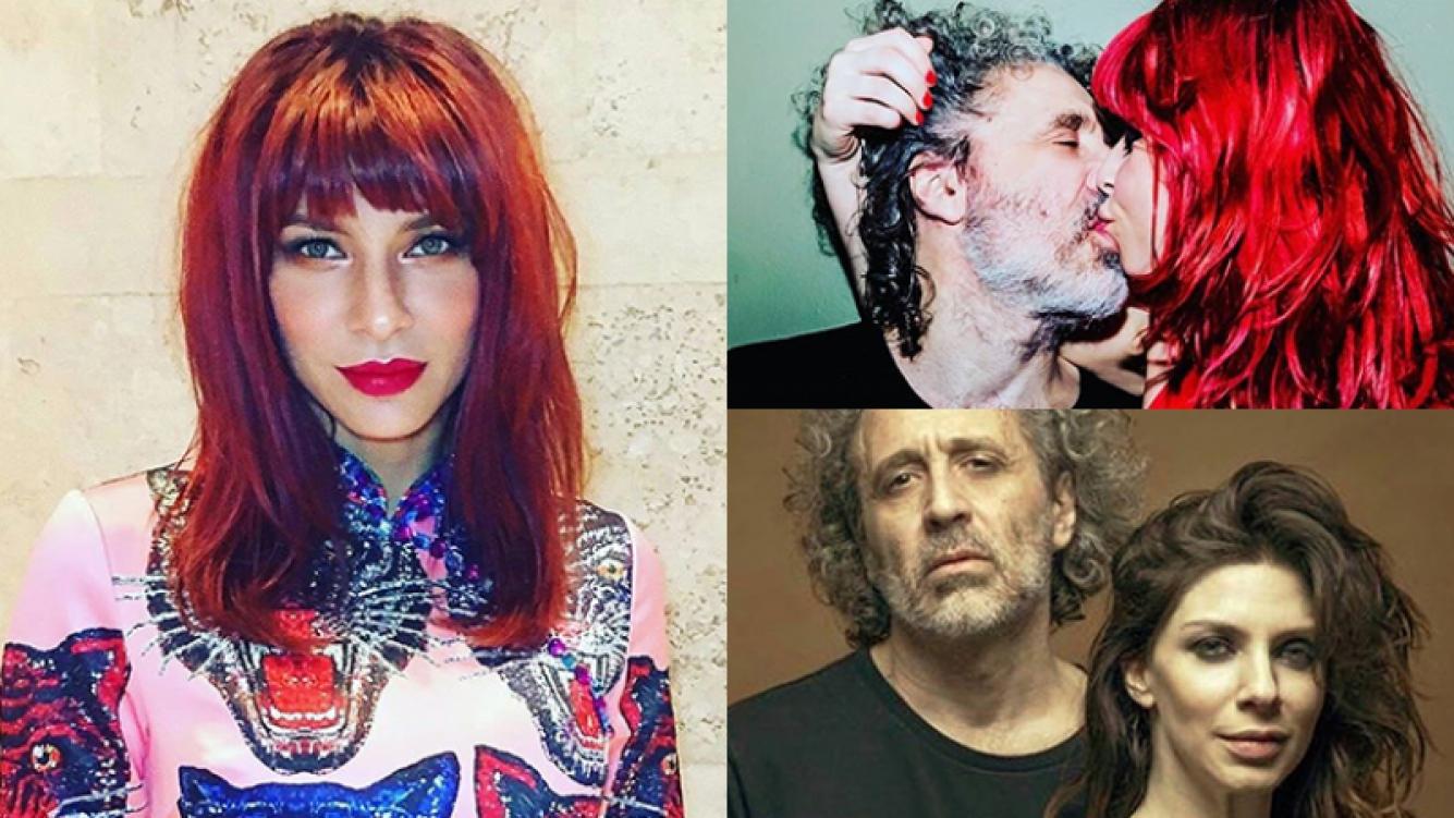 Romina Gaetani habló de su amor con el músico Oscar Righi.