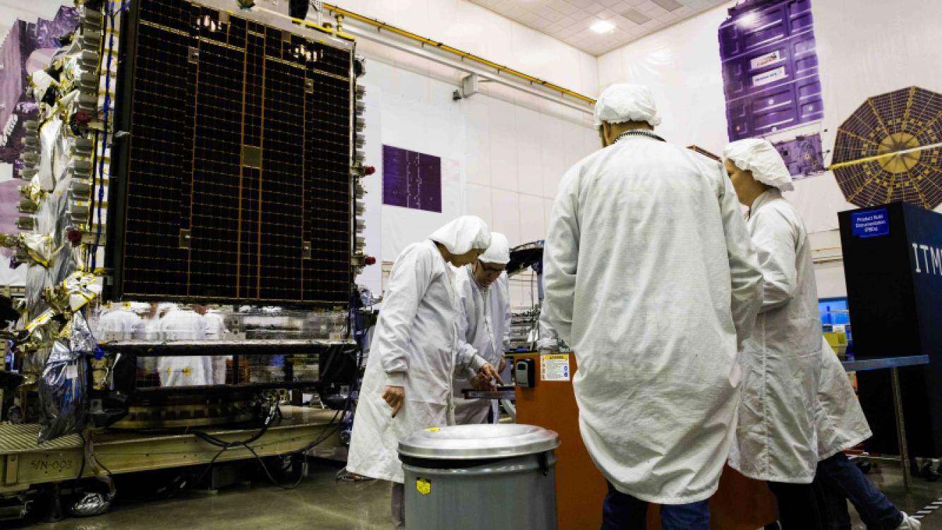 Hoy lanzarán el satélite GovSat-1 desde Cabo Cañaveral