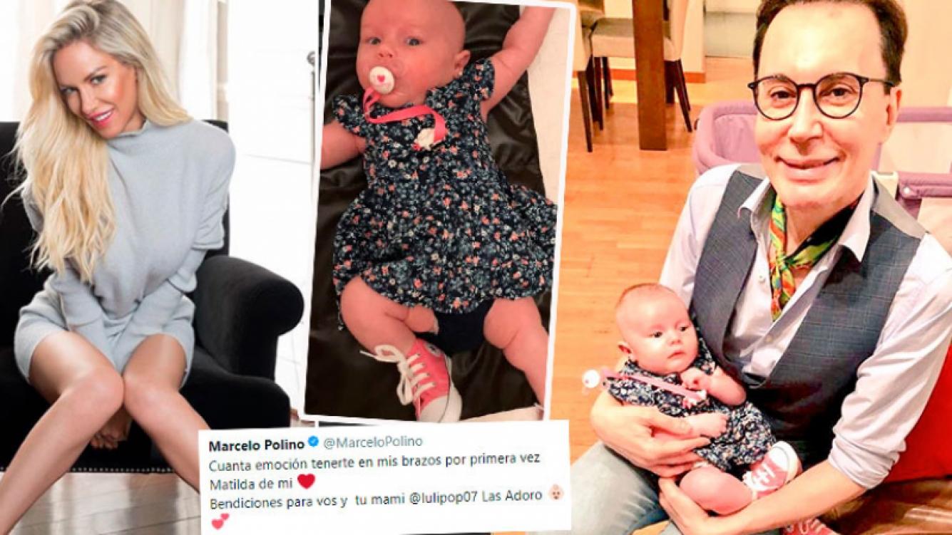 Polino conoció a la hija de Luli Salazar