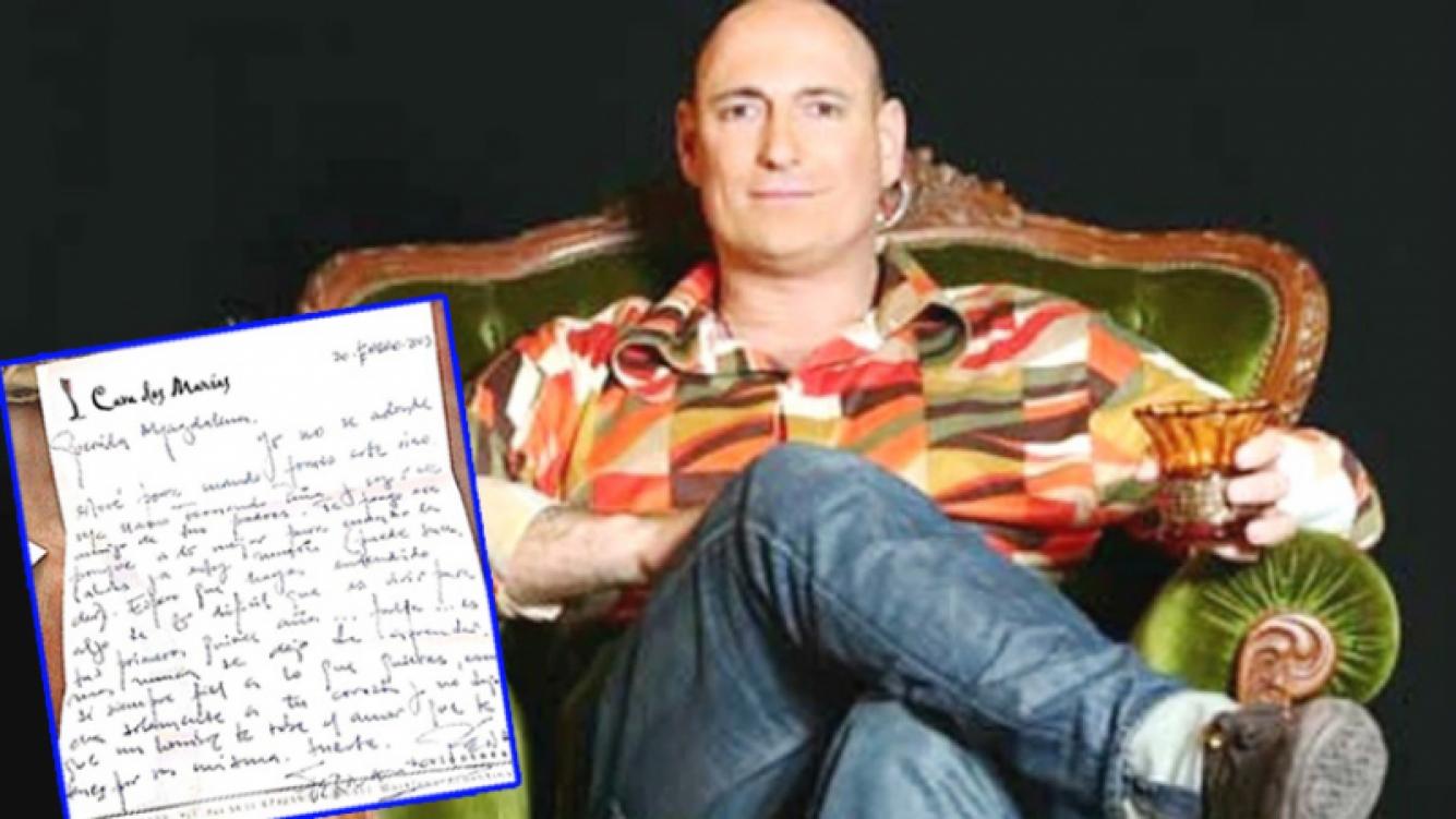 La conmovedora carta que Fernando Peña le escribió a la hija de sus amigos para que abriera a los 15 años (Fotos: Web y Captura de Twitter)