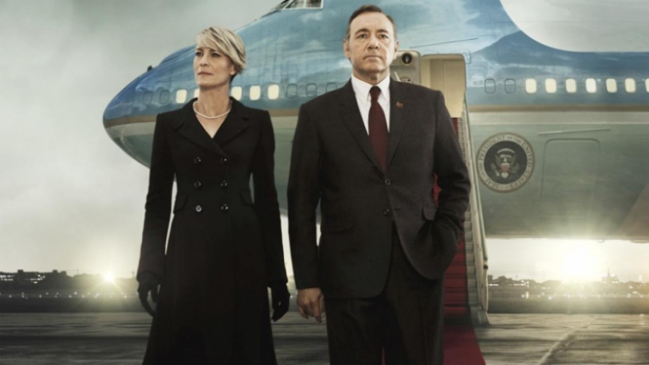 """Retomaron el rodaje de """"House of Cards"""" tras el despido de Kevin Spacey (Foto: Web)"""