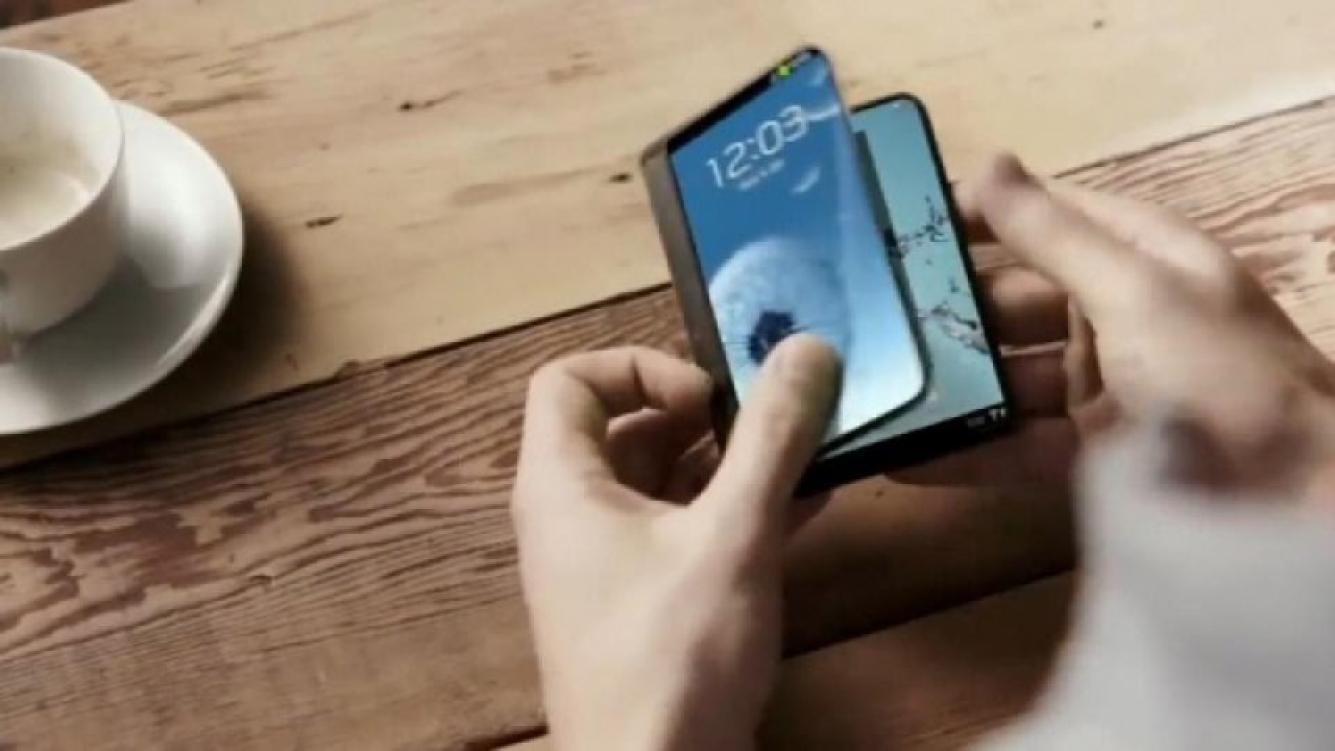 Este año tendremos teléfonos plegables, según Samsung