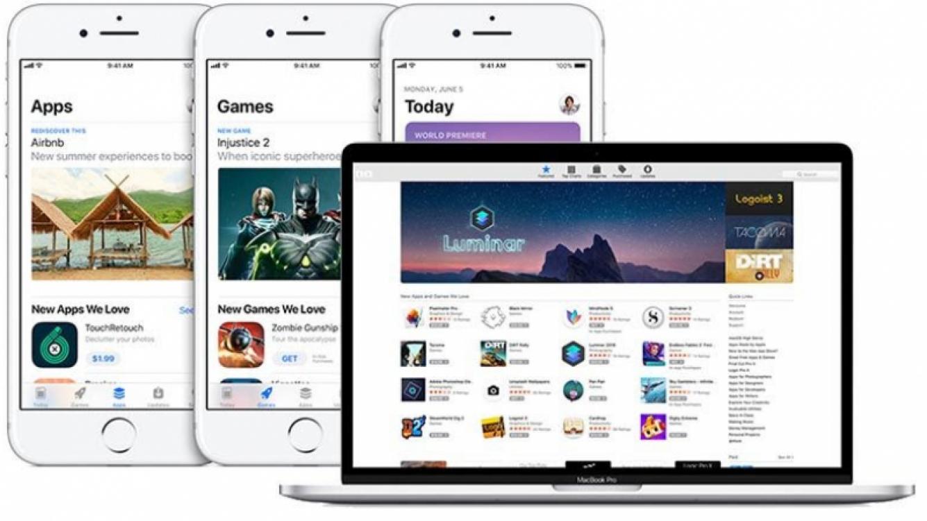 Podrían ejecutarse aplicaciones de IPad en Mac