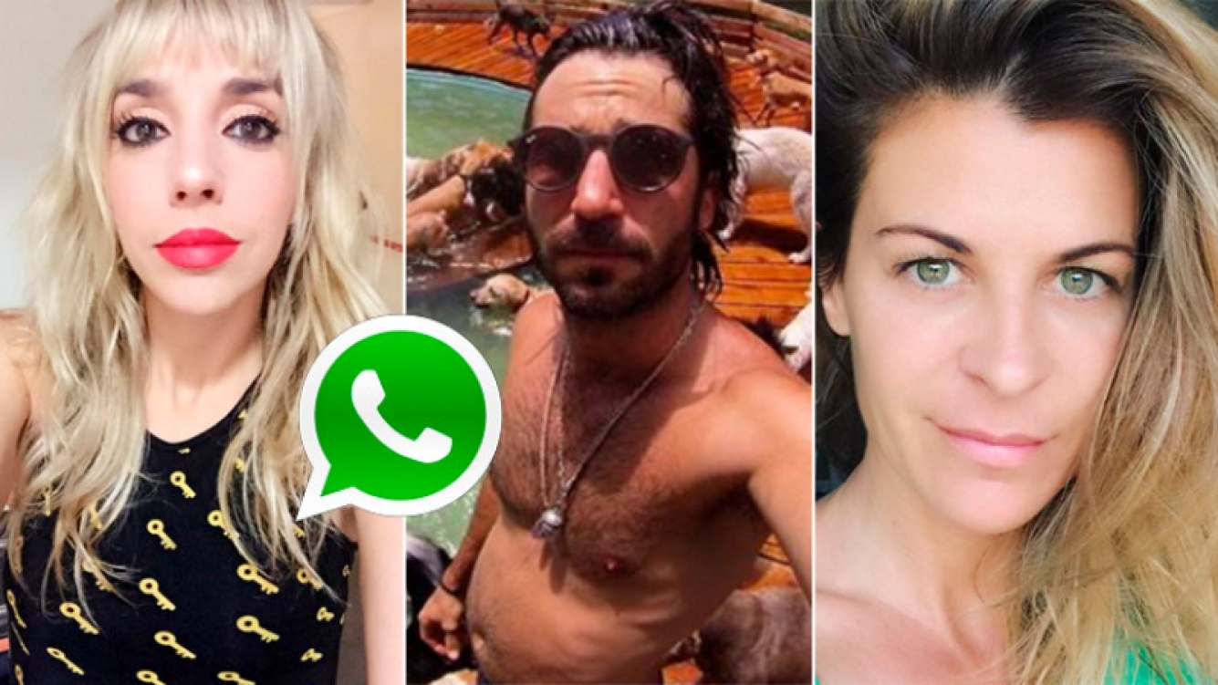 Tamara Pettinato al ver que Eugenia Tobal, tiene un ¿romance? con su ex