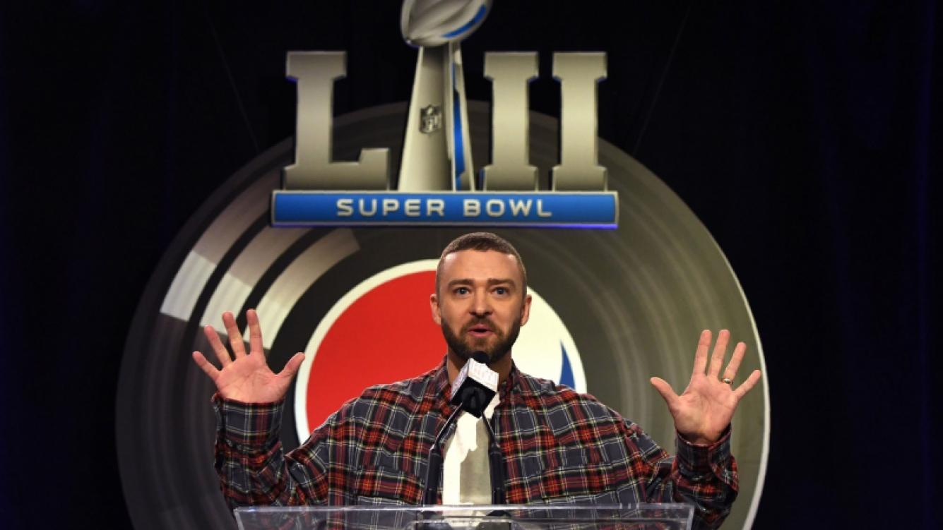 Justin Timberlake. (Foto: AFP)