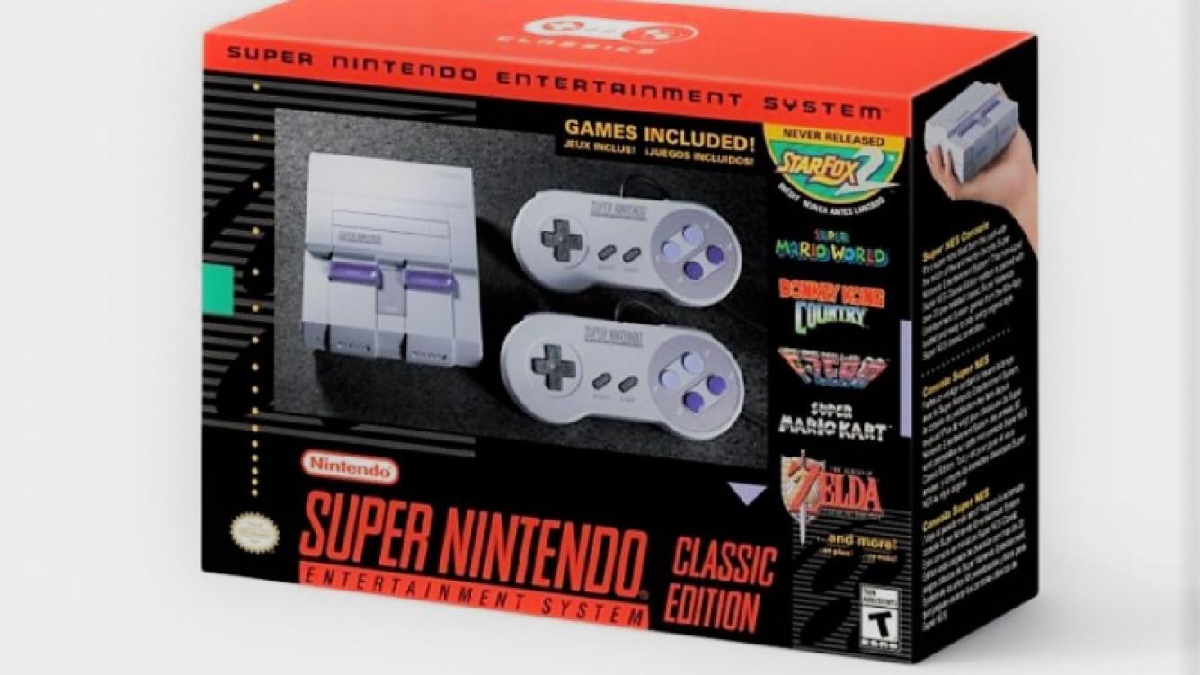 SNES Classic Edition: Toda una sensación en el mercado