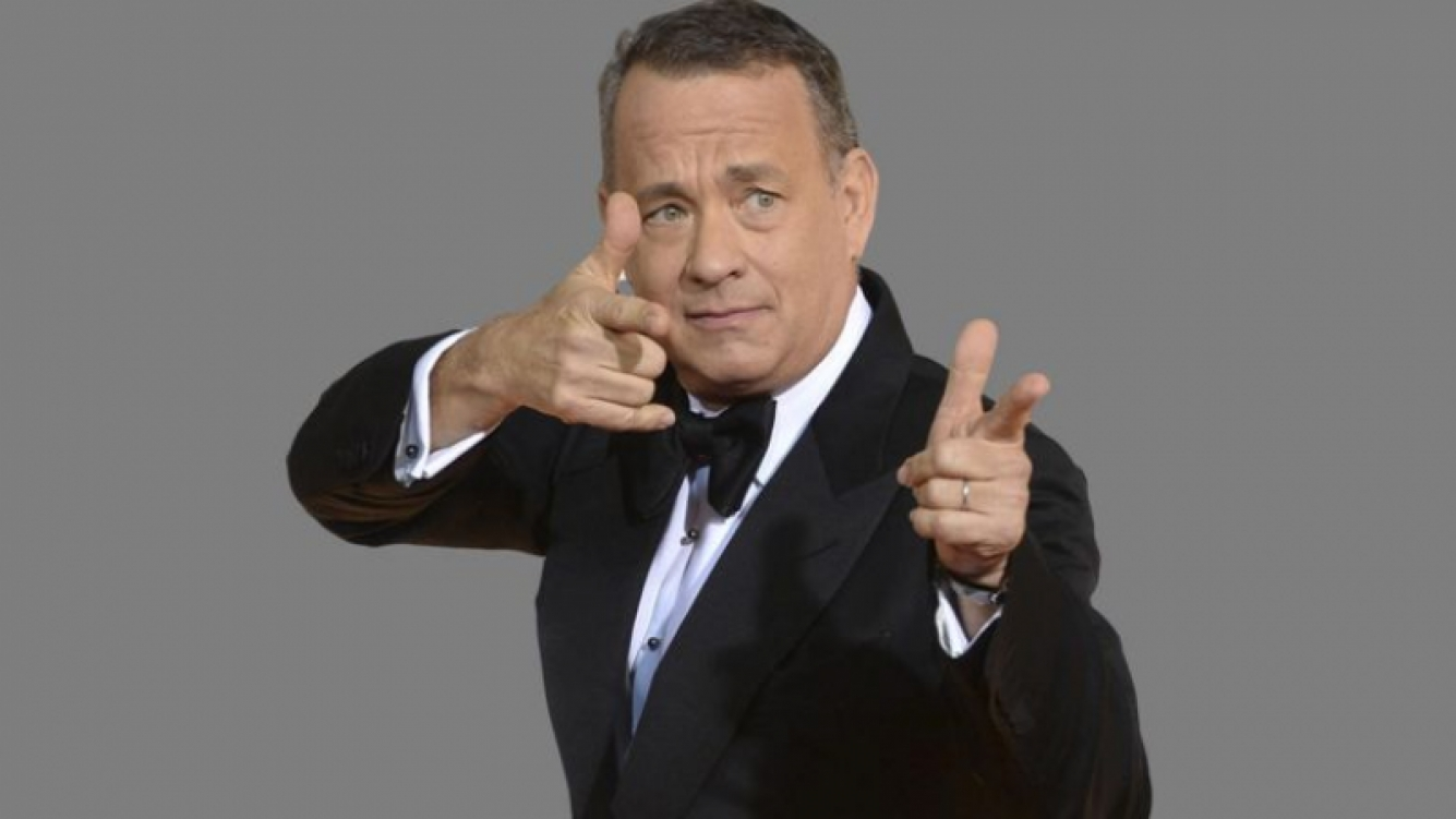 Tom Hanks fue... ¿nominado como mal actor?