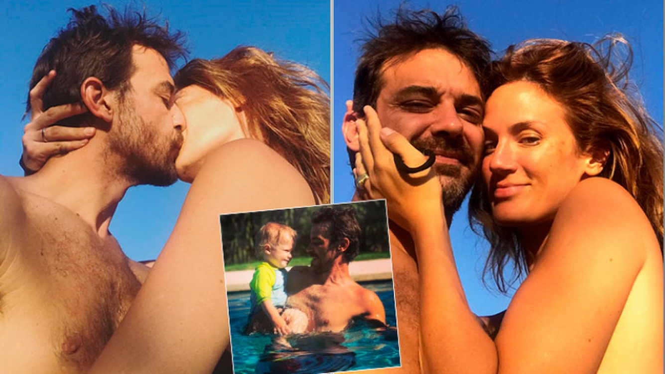 Las fotos apasionadas de Paula Chaves y Pedro Alfonso en Córdoba
