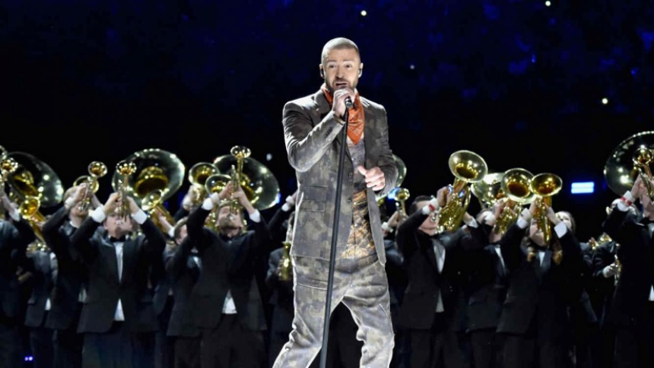 Lo bueno y malo de la actuación de Justin Timberlake en el Super Bowl 2018