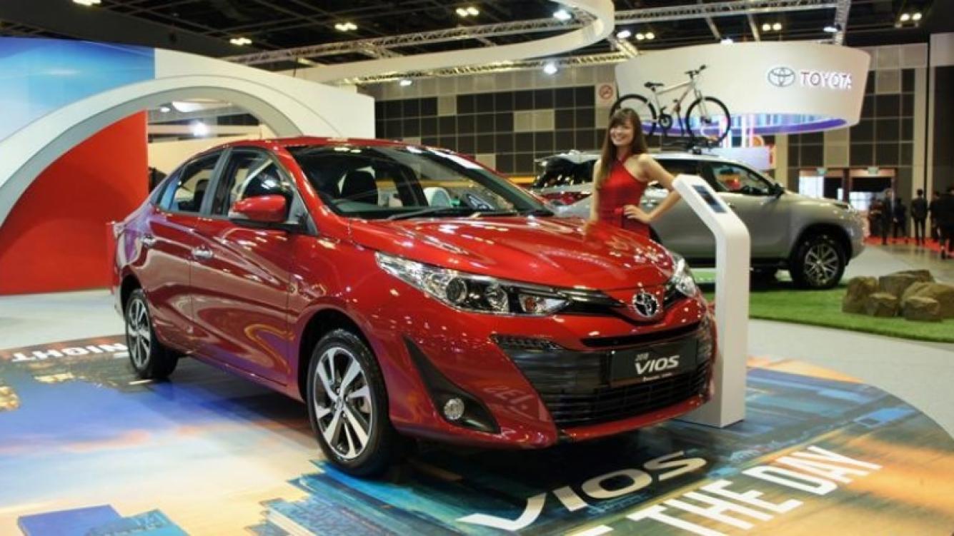 Toyota presentará su sedán económico en la Auto Expo 2018