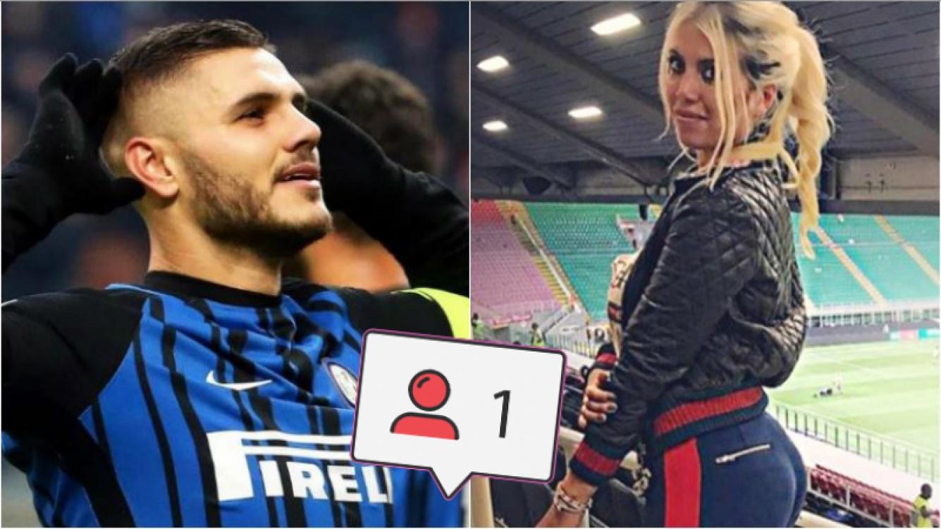 La pícara encuesta de Mauro Icardi para reconciliarse en Instagram con Wanda: ¿La sigo también?