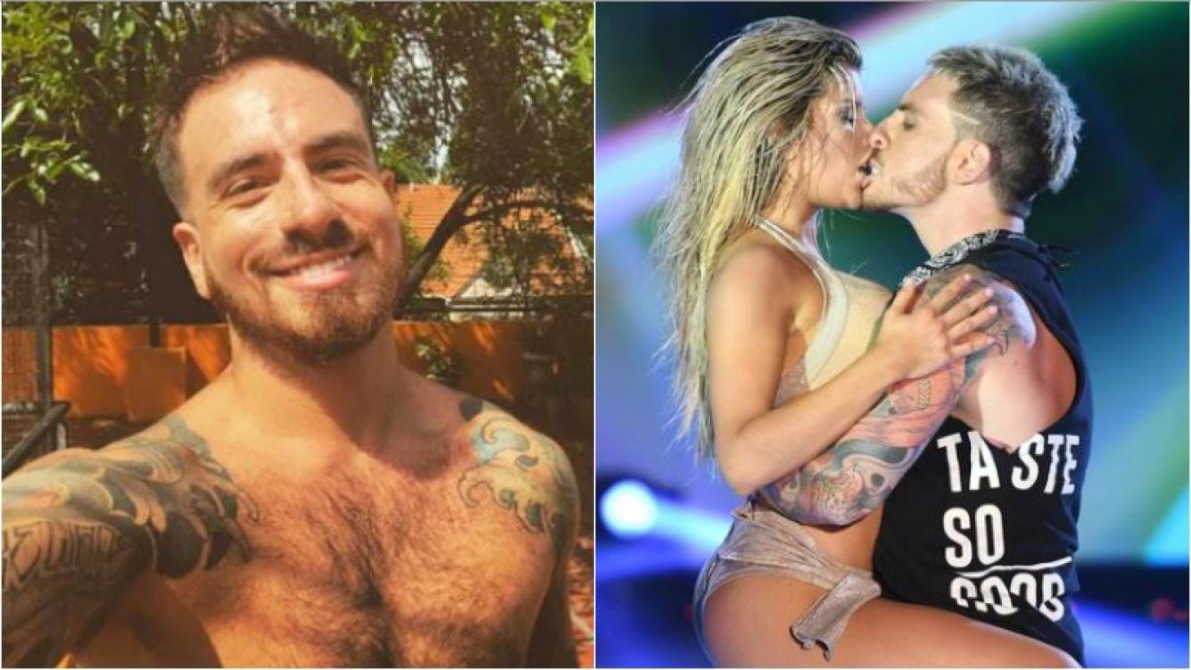 La confesión de Fede Bal sobre su amor a distancia con Laurita Fernández: Quisiera dormir todas las noches...