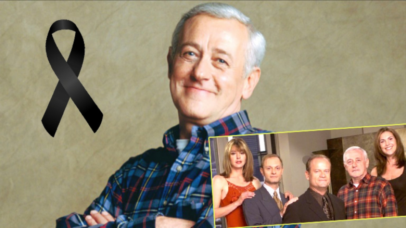 Fallece John Mahoney, actor de la serie