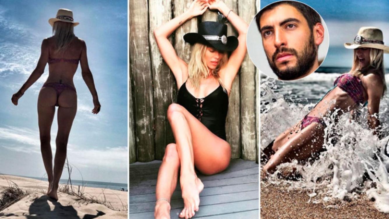 Las fotos sexies de Nicole Neumann en el mar y una profunda reflexión tras separarse de Facundo Moyano: Procura dejar...