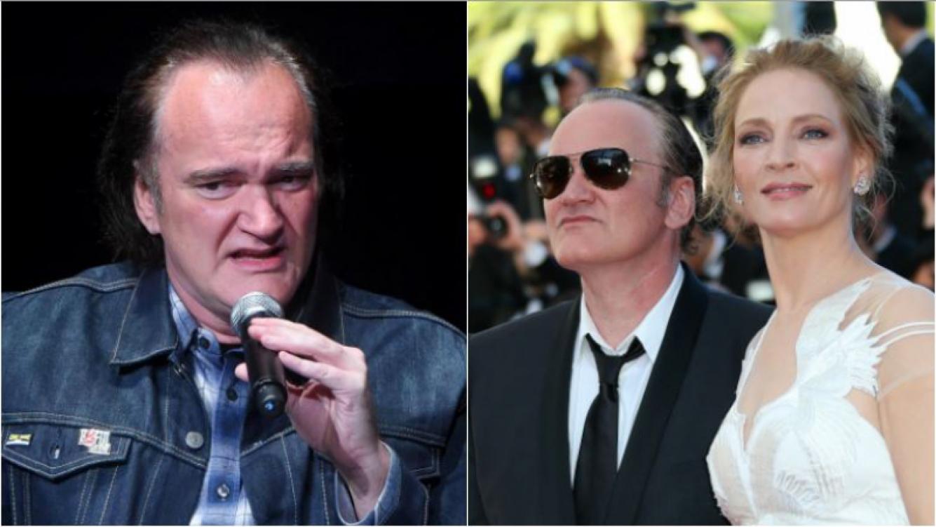 Tarantino lamentó el accidente que tuvo Uma Thurman en la filmación de Kill Bill: Ella me culpó del accidente y...
