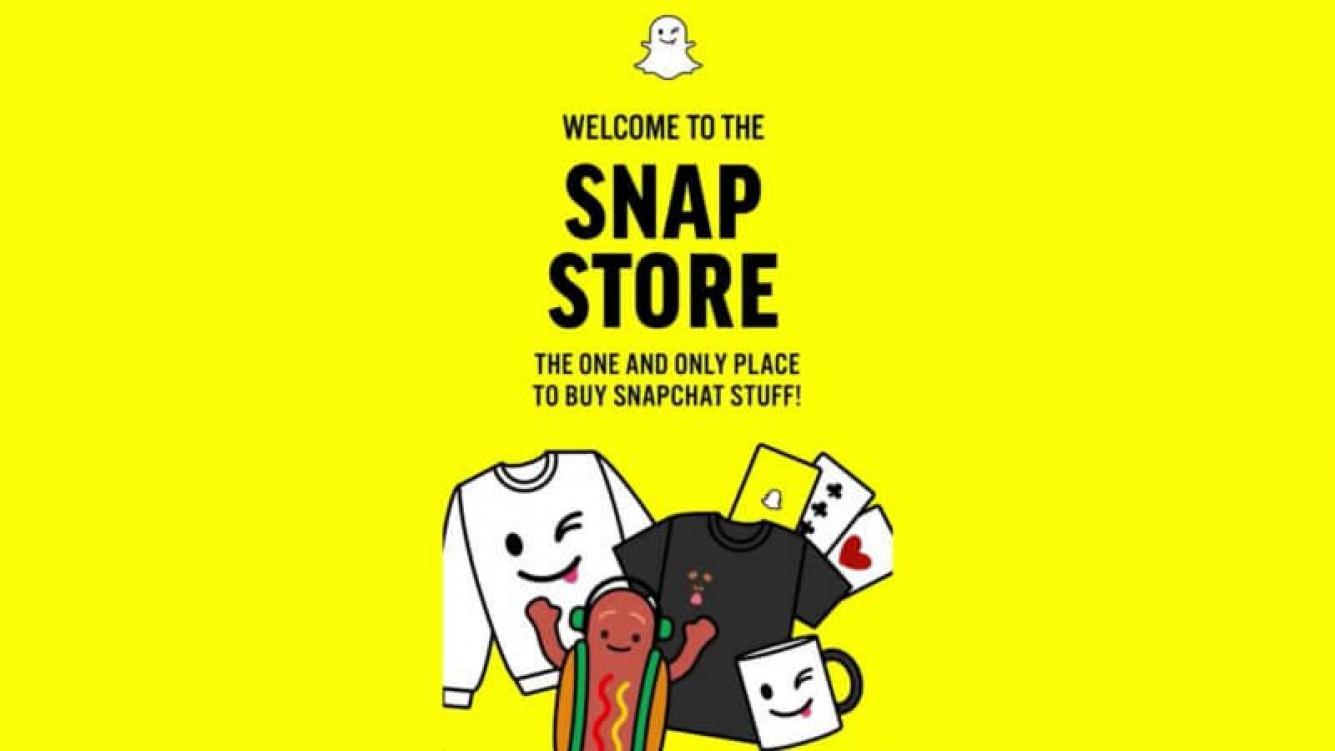 Snapchat estrena su Snap Store
