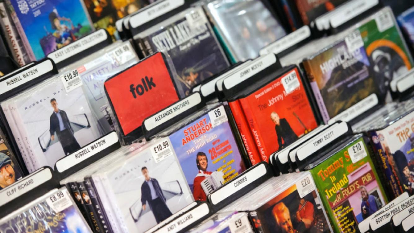 Adiós CD, la música digital llegó para adueñarse del mercado