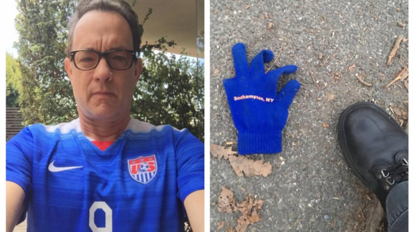 ¿Qué publica Tom Hanks en su Instagram?
