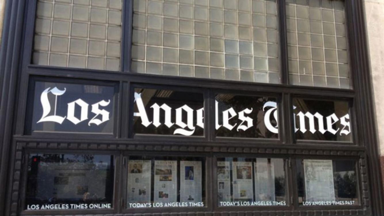 Venden Los Angeles Times por 500 millones de dólares
