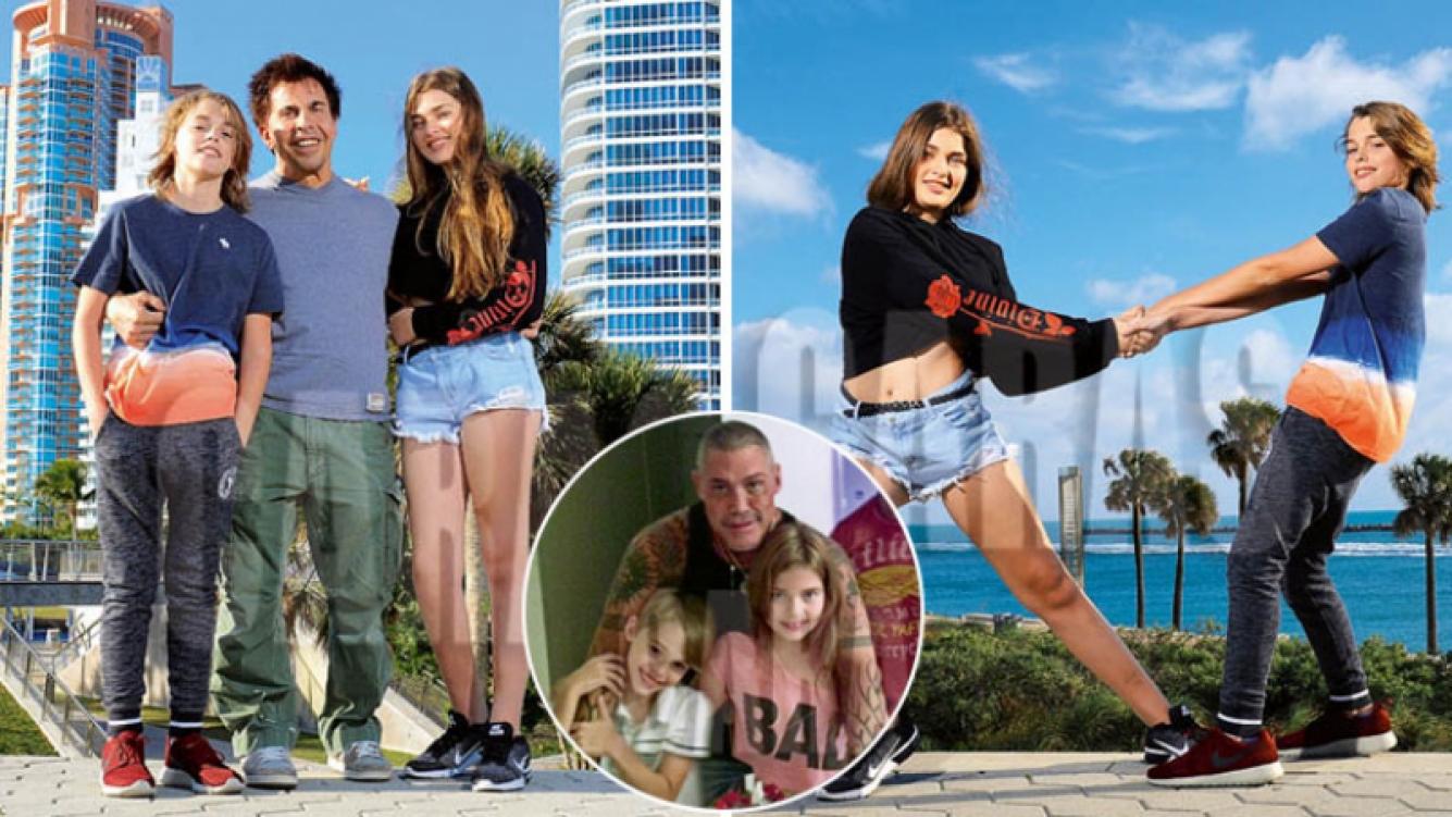 Felipe y Marta Fort rompieron el silencio a cuatro años de la muerte de Ricardo. (Foto: revista Caras)