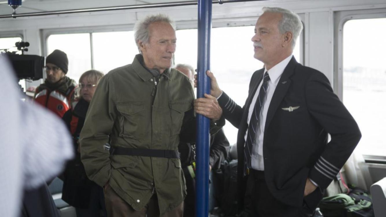 Tom Hanks reveló cómo es el estilo de Clint Eastwood cuando dirige una película