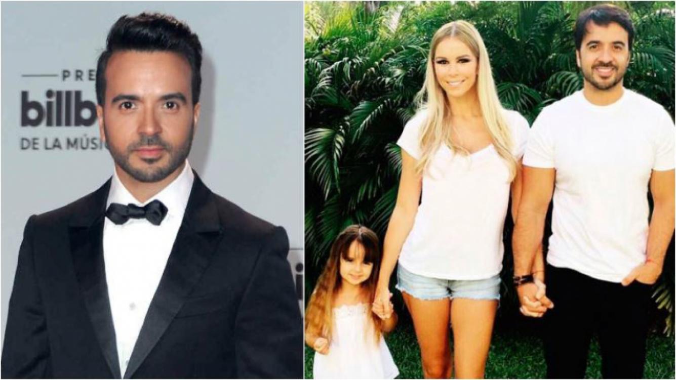 La furia Luis Fonsi y su esposa con quienes critican el peso de su hija