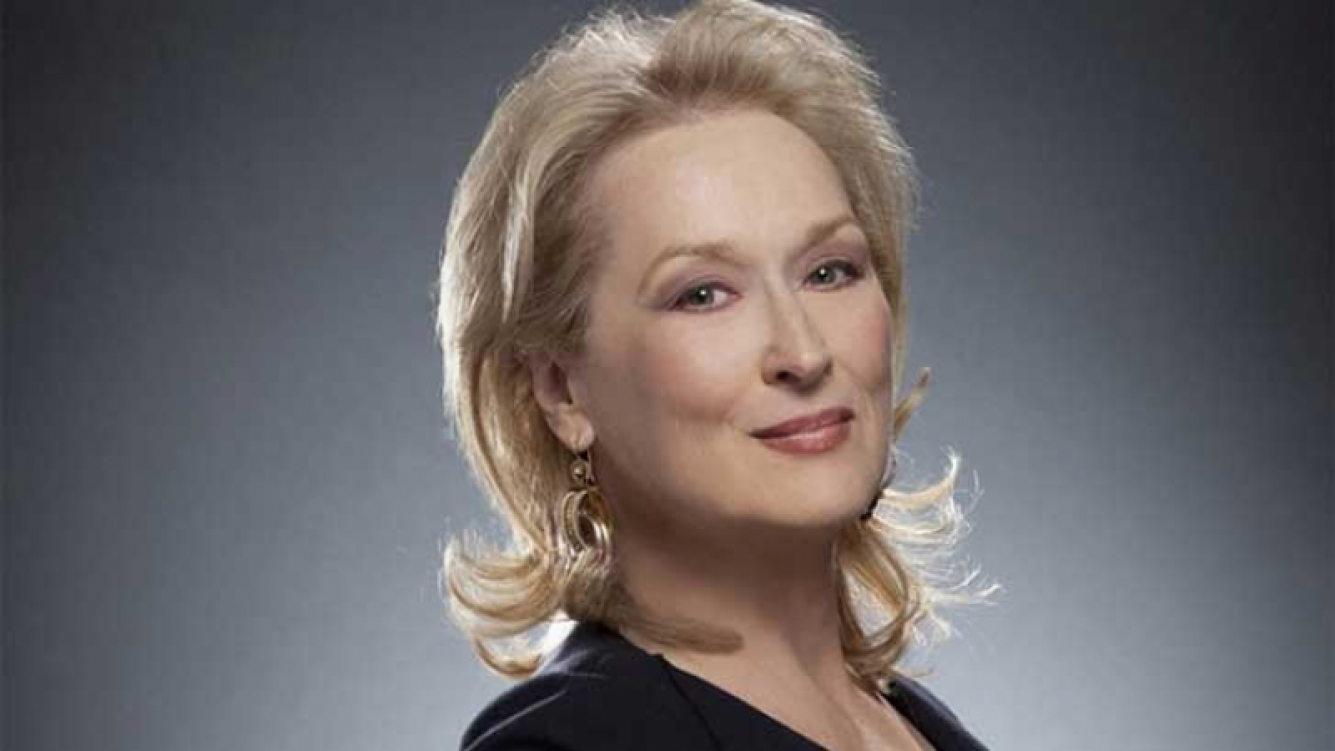 Meryl Streep pasó de Yale a Hollywood