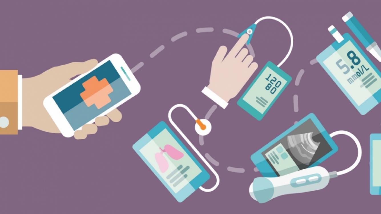 Apps de cuidado de salud ayudan a médicos y sus pacientes