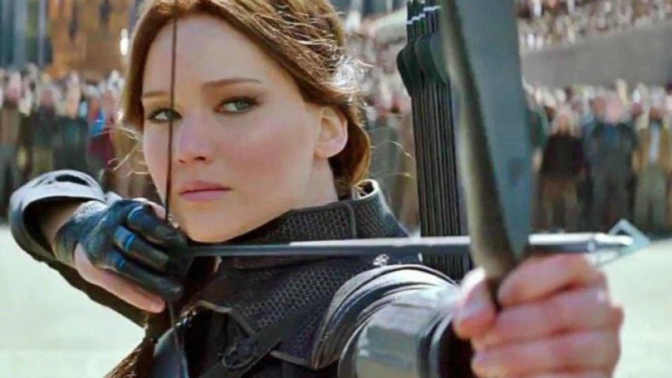 Jennifer Lawrence: su camino hacia Los Juegos del Hambre