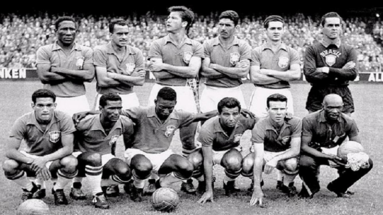 Esta es la única selección sudamericana que ganó un Mundial de fútbol en Europa
