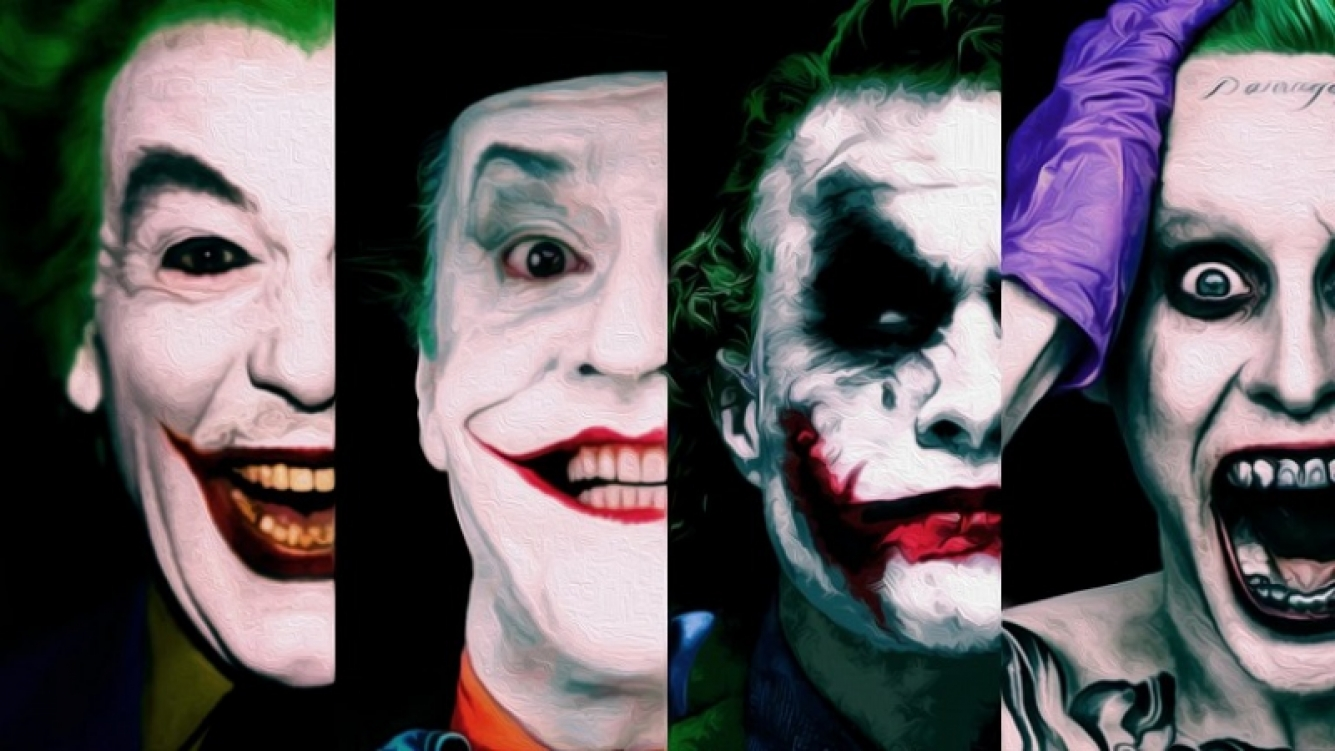 Conocé a los cuatro actores que han interpretado a The Joker