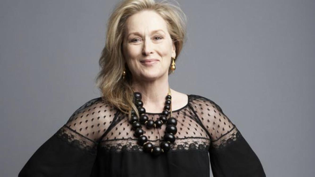 Meryl Streep también estudió para cantante de ópera