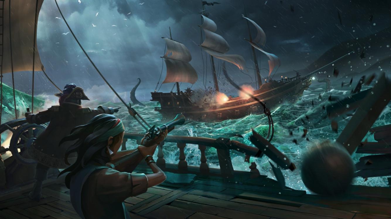 Se viene el debut del juego Sea of Thieves