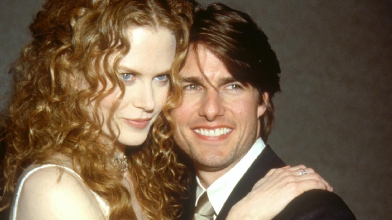 Así fue la relación de Nicole Kidman con Tom Cruise