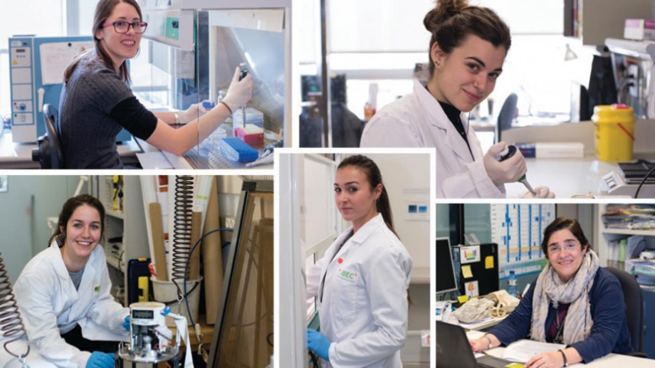 Elegir ciencia, el programa de Facebook que busca la participación de niñas y mujeres