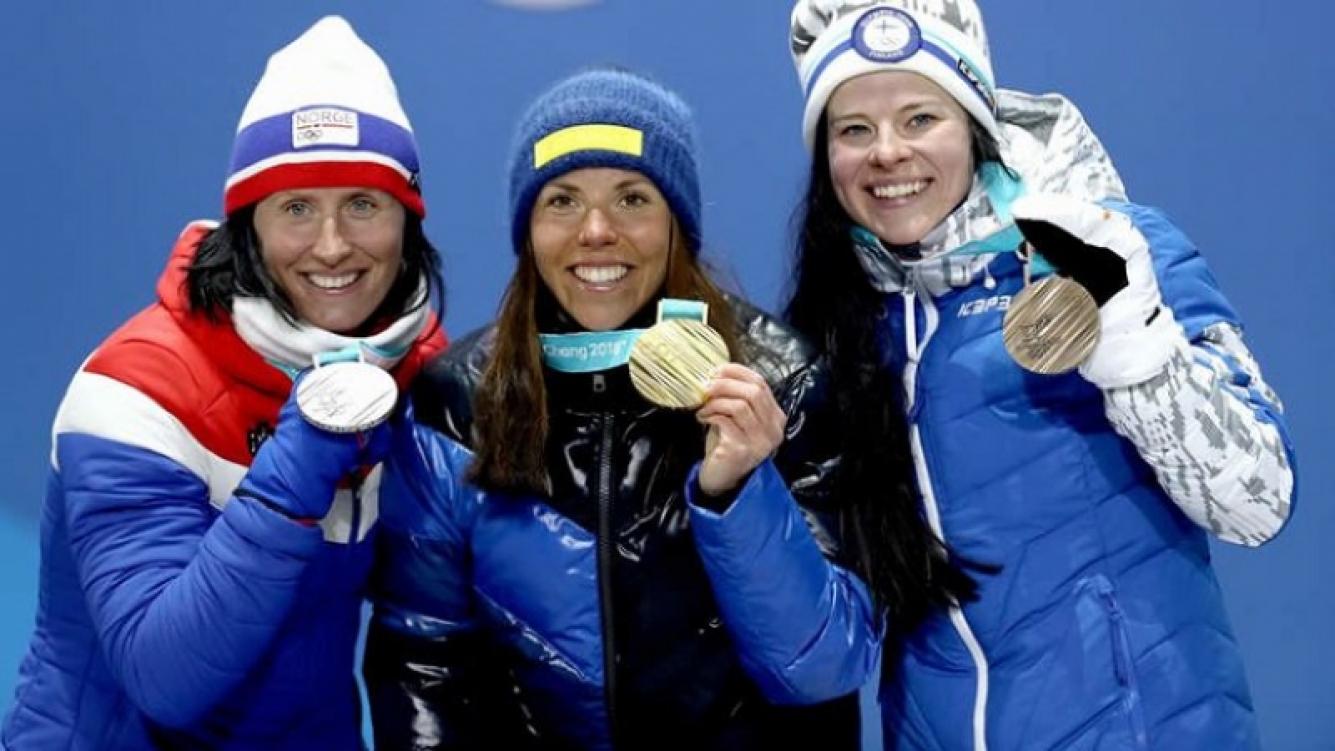 Una esquiadora noruega hizo historia en los Juegos Olímpicos de Invierno
