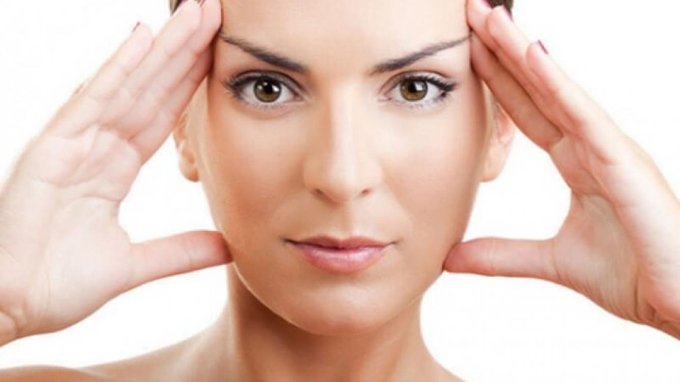 La clave para evitar la flacidez facial