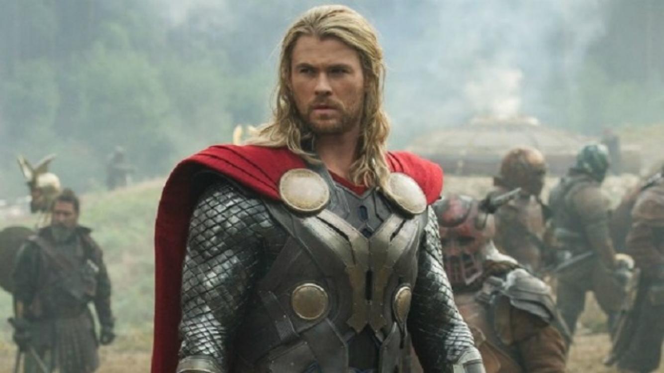 Descubrí cuántas veces Christopher Hemsworth interpretó a Thor