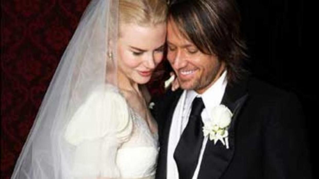 Así se conocieron Nicole Kidman y su actual esposo Keith Urban