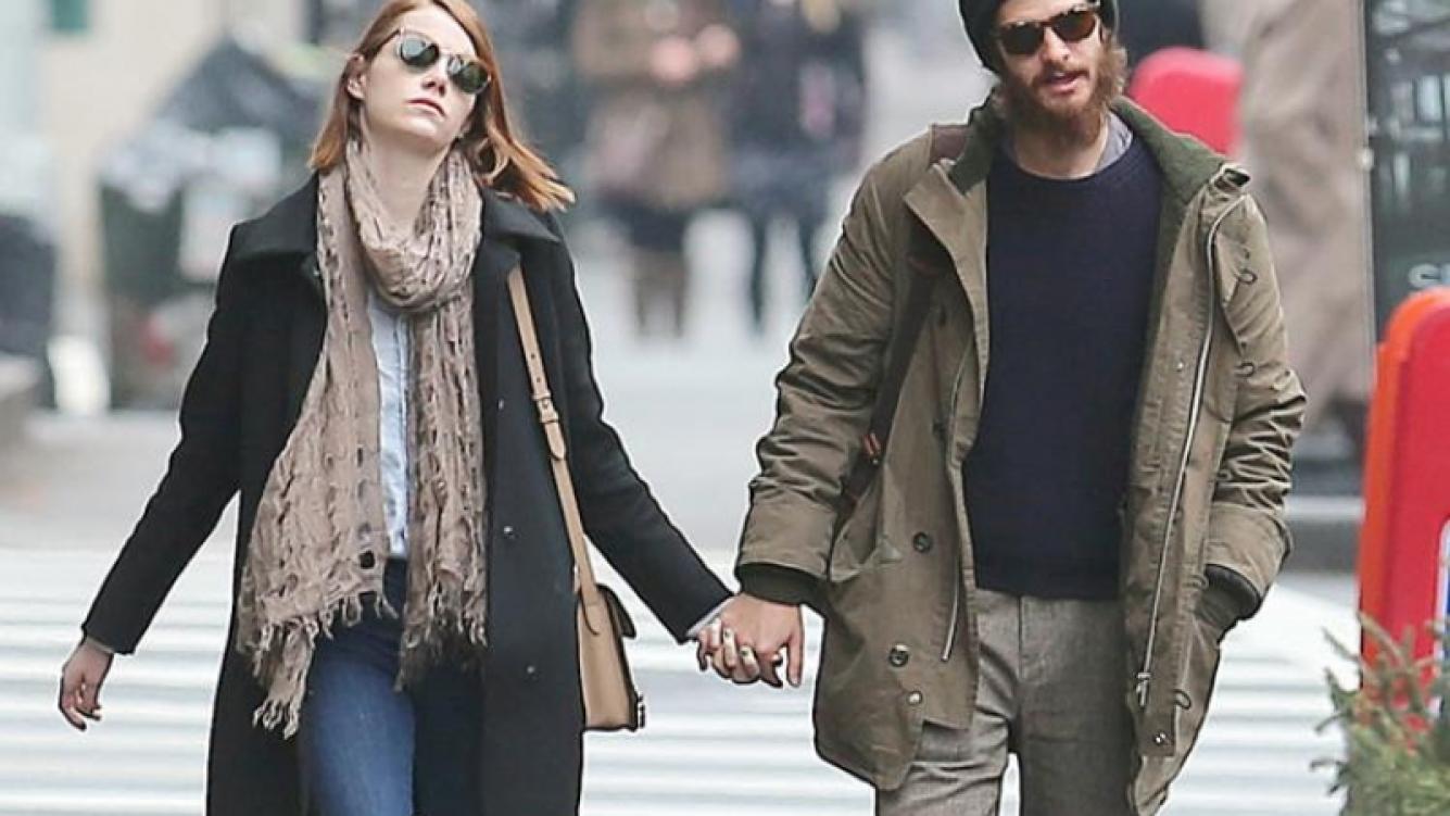 El tempestuoso romance de Emma Stone y Andrew Garfield
