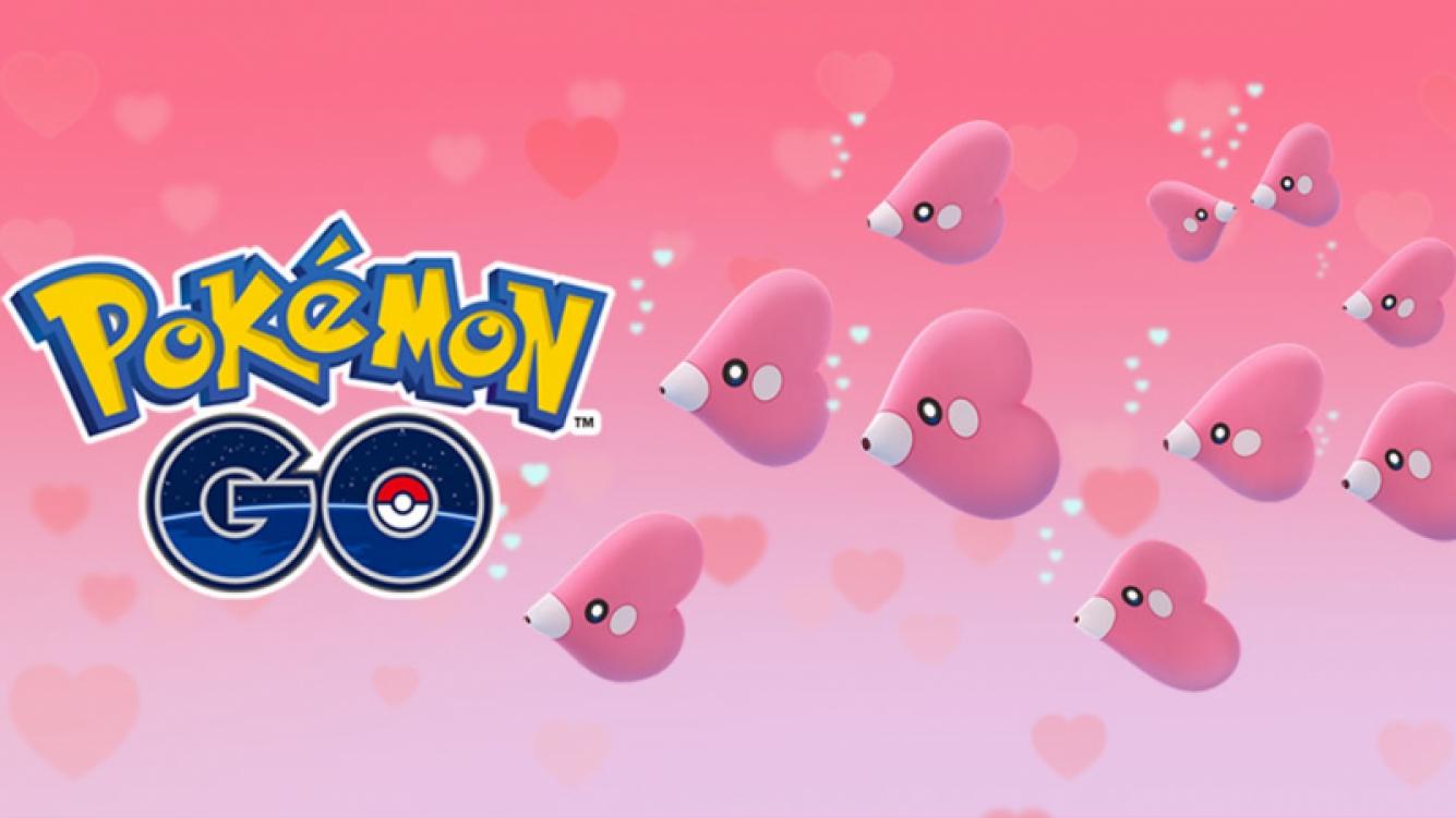 Pokémon Go Valentine