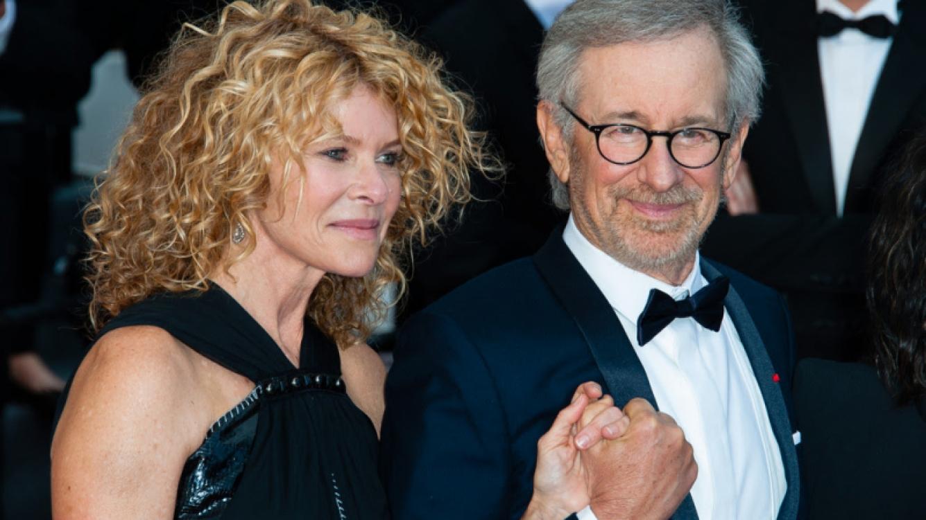 Kate Capshaw: conocé a la flamante esposa de Steven Spielberg