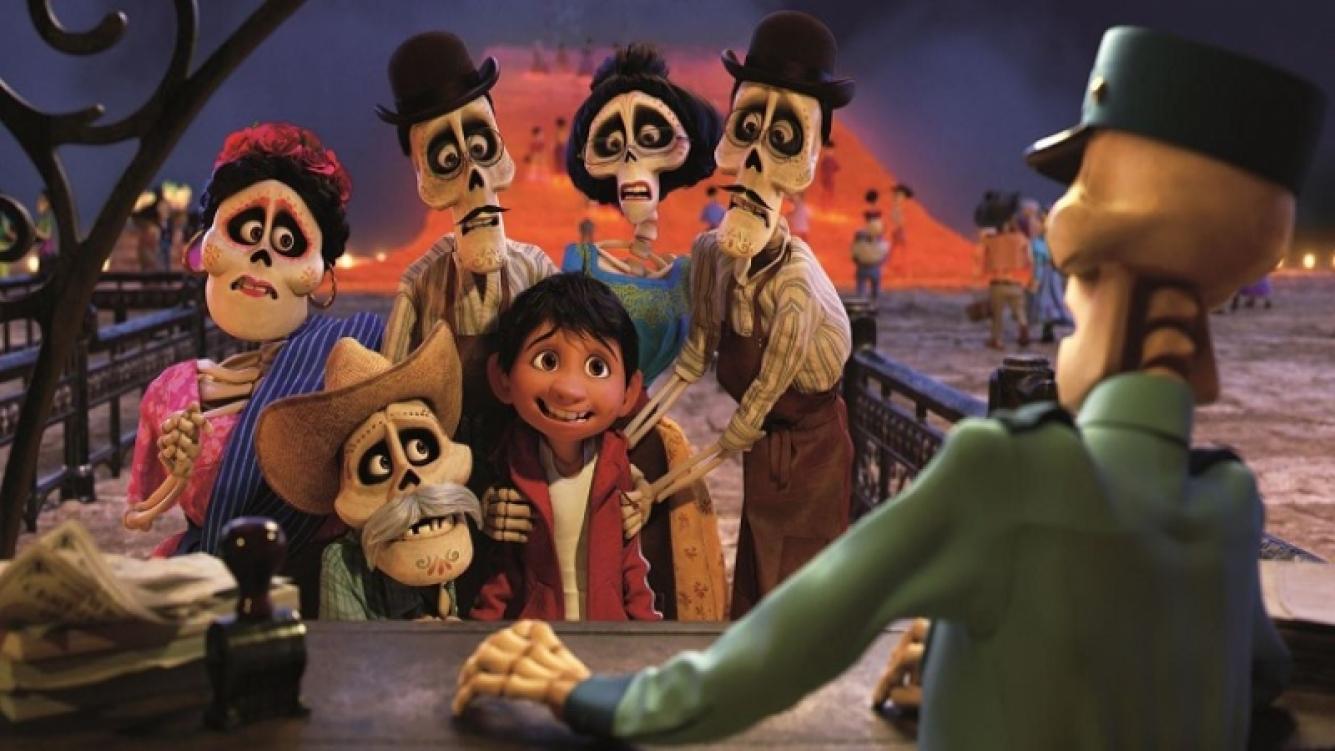 Coco podría extender la hegemonía de Pixar en los premios Oscar