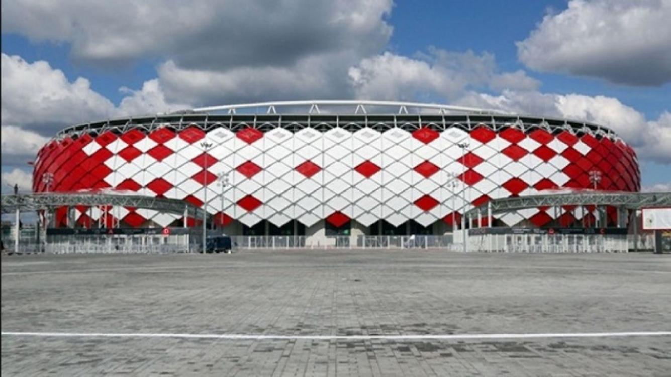 Spartak y Luzhniki, los estadios de la capital de Rusia 2018