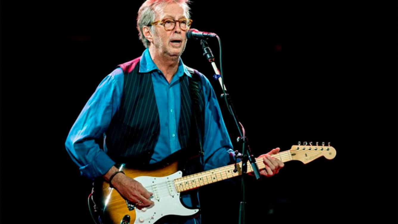 Una guitarra de Eric Clapton a subasta por una puja estimada de 10.000 libras