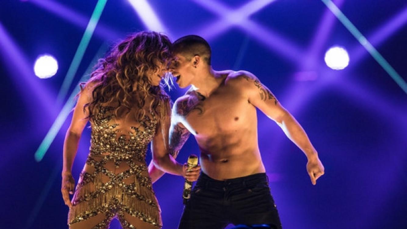 Jennifer López adora bailar desde que era una nena