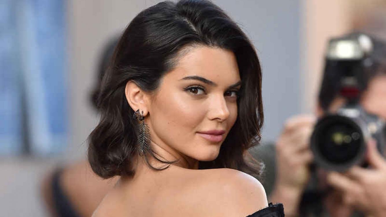 Kendall Jenner es la reina de las redes sociales
